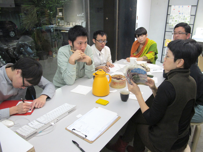 都市酵母, 水越設計, AGUA Design, CITY YEAST, 設計實驗工作坊, 市長, workshop,